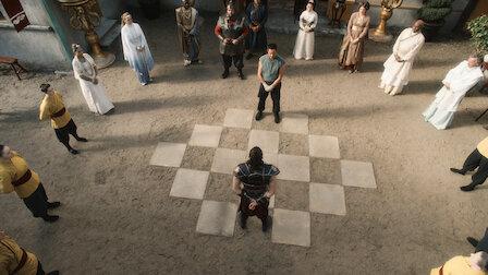 觀賞光有金箍成不了王。第 1 季第 6 集。